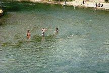 کودک چهارساله در دریاچه پارک جنگلی دورود غرق شد