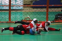 سه ورزشکار از فارس به اردوی تیم ملی گلبال جوانان دعوت شدند
