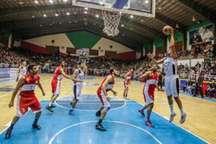 صعود پتروشیمی به نیمه نهایی لیگ بسکتبال زیر 16 سال کشور