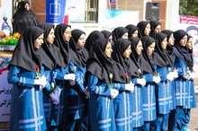 کسب 8 مقام استانی در مسابقات فرهنگی هنری دانش آموزی مقطع متوسطه اول