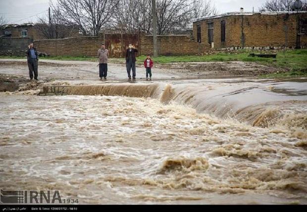 سیلاب به 314 واحد مسکونی استان کرمانشاه آسیب زد