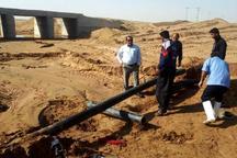 مشکل آب شرب 11 روستای شهرستان باوی رفع شد
