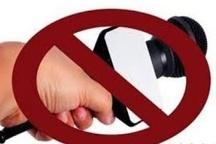 سفر رئیس جمهور به خوزستان بدون حضور خبرنگاران