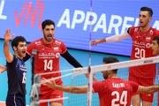 مشخص شدن حریفان ایران در مرحله نهایی لیگ ملت های والیبال 2019 +جدول