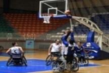تیم بسکتبال با ویلچر اراک مقابل فیاض بخش مشهد تن به شکست داد