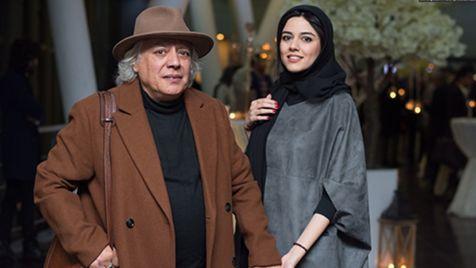 تجلیل از سیروس الوند و حسین ملکی در یک جشن سینمایی