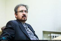 بهرام قاسمی: حضور نیروهای ایرانی در سوریه کاملا منطبق بر موازین و مقررات بین المللی است