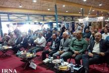 نمایشگاه تخصصی صنعت ساختمان در گرگان گشایش یافت