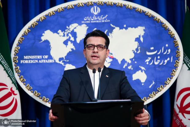 پاسخ وزارت خارجه به تهدید فرانسه برای بازگرداندن تحریمهای هستهای