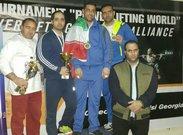 قهرمانی ایران در رقابتهای بینالمللی پاورلیفتینگ بین قارهای