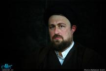 تسلیت سید حسن خمینی در پی درگذشت برادر شهیدان اسماعیلی