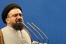 خاتمی: حضور در انتخابات و انداختن هر رای به صندوق، مصداق آری دیگر به جمهوری اسلامی است