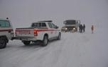 امدادرسانی به هموطنان گرفتار برف و کولاک در 4 استان