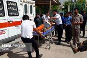 مصدومیت ۵ نفر در زلزله گچساران