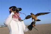 ۲ شکارچی غیرمجاز خارجی در فرودگاه شیراز دستگیر شدند