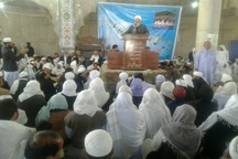 جمهوری اسلامی فرصت ارزشمندی برای تقویت همبستگی ملی فراهم کرده است