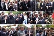 روایت عارف از گفت و گوهایش با مردم در حاشیه راهپیمایی روز قدس