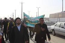 هفت هزار زائر به بیمارستان صحرایی ارتش در شلمچه مراجعه کردند