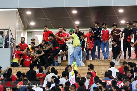 خسارت میلیاردی فینال جام حذفی به ورزشگاه فولاد