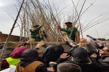 102 نهال به یاد شهیدان در مشکین دشت فردیس کاشته شد