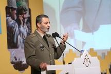 فرمانده ارتش:ایران هراسی راهبرد آمریکا برای دوشیدن اعراب است