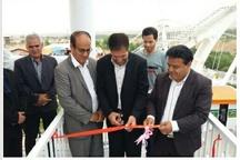 زیپ لاین ویژه کودکان در مشگین شهر راه اندازی شد