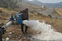 پلمپ شدن ۴۰۰ حلقه چاه غیرمجاز در استان لرستان