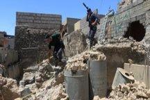 زندان بزرگ زیرزمینی داعش در موصل کشف شد