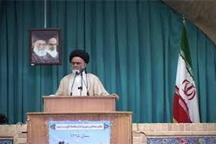 امام جمعه همدان:امروز با مشارکت حداکثری مردم، استکبار جهانی ضربه محکمی خواهد خورد