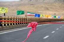 عملیات تعریض محور پل فهلیان به پل بریم در شهرستان رستم آغاز شد