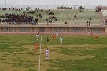 لیگ آزادگان بازی مقابل نفت مسجد سلیمان حکم فینال دارد