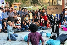نمایشهای روز دوم دوازدهمین جشنواره بین المللی تئاتر خیابانی مریوان