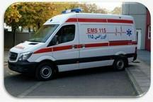 آمبولانسی در بازار صرافان تبریز مستقر نشده است