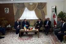 سفیر اوکراین: ایران را از شرکای مهم تجاری خود می دانیم