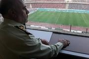 رئیس پلیس پایتخت: شهرآورد ۹۱ در امنیت کامل برگزار شد