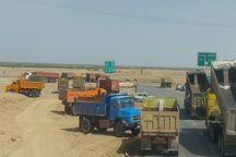 کامیون داران اردکان، رسیدگی به مشکلات خود را خواستار شدند