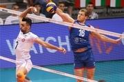 سیزدهمین بازی خوش یمن بود/ صعود والیبالیست های ایران به مرحله نهایی با برتری برابر صربستان +عکس