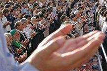 نماز عید سعید فطر در شهرستان های استان یزد برگزار شد