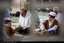 برگزاری 5 محفل جزء خوانی قرآن در مساجد البرز در ماه مبارک رمضان