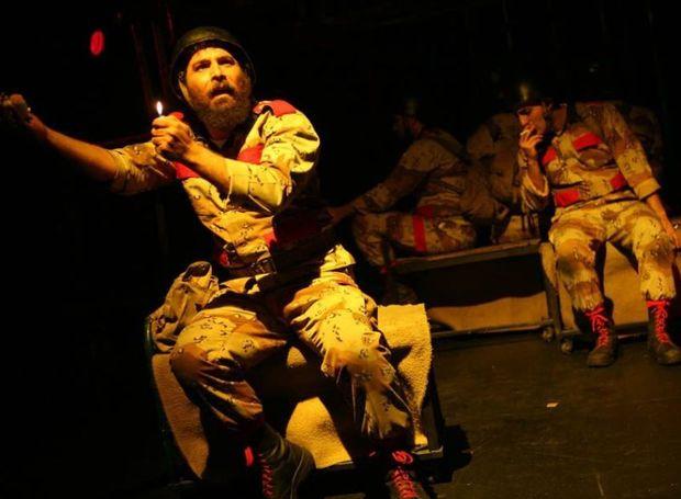 8 تئاتر از قم در خارج از کشور به روی صحنه رفت