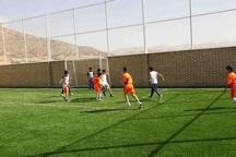42 میلیارد ریال به ورزش روستایی گچساران اختصاص یافت