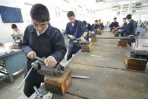 38درصد دانش آموزان متوسطه کشور در هنرستان ها تحصیل می کنند