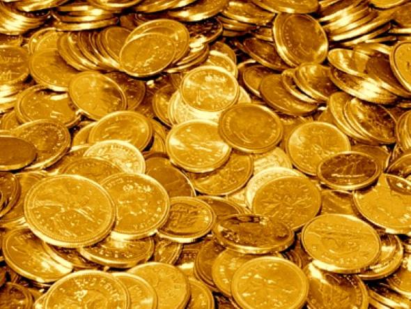 کاهش قیمت تمام سکه و ربع سکه و طلا در بازار امروز رشت