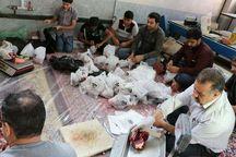 نیکوکاران ابرکویی در عید قربان ۱.۴ میلیارد ریال به نیازمندان کمک کردند