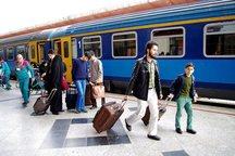 15رام قطار فوق العاده در مسیر ریلی مشهد راه اندازی شد