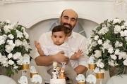 جشن تولد فرزند محسن تنابنده+ عکس