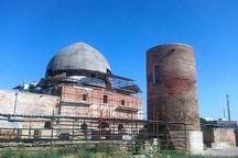 درخواست مرمت«جمعه مسجد» اردبیل از سازمان میراث فرهنگی کشور