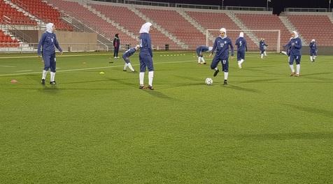 شکست دختران فوتبالیست ایران برابر فیلیپین