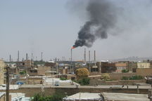 اقدامات زیست محیطی پتروشیمی و پالایشگاه تبریز ناکافی است