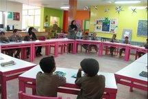 برگزاری کلاس های اوقات فراغت در 27 مرکز کانون پرورش فکری مازندران